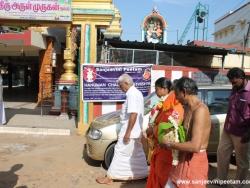 17th Hanuman Chalisa Divya Desam – 17th HANUMAN CHALISA ENGRAVED STONES PRATHISHTA (3)