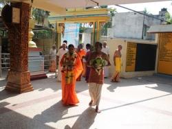 17th Hanuman Chalisa Divya Desam – 17th HANUMAN CHALISA ENGRAVED STONES PRATHISHTA (4)