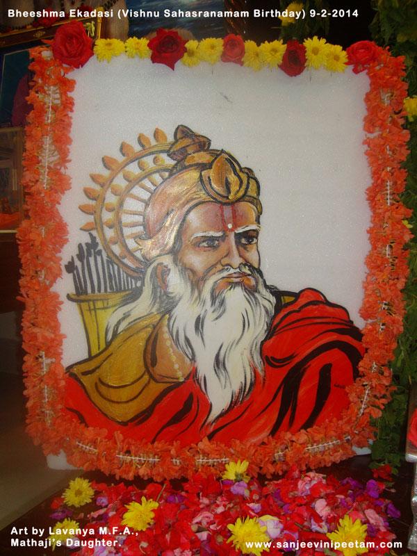 All Bheeshma Ekadasi Celebrations Mathaji Talks English Telugu Tamil Sanjeevinipeetam Com