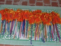 Hanuman Jayanthi preparations  (1)