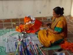 Hanuman Jayanthi preparations  (12)
