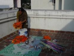 Hanuman Jayanthi preparations  (13)
