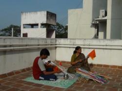 Hanuman Jayanthi preparations  (19)