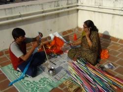 Hanuman Jayanthi preparations  (20)