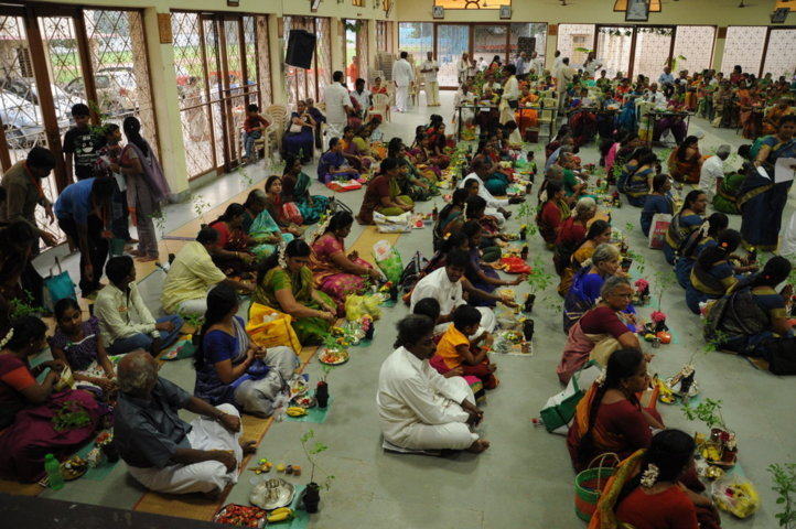 Ksheerabdhi Dwadasi - Tulasi Damodara Kalyanam 4-11-2014