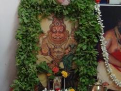 Lakshmi Narasimha Swami  Jayanthi 2015 (10)