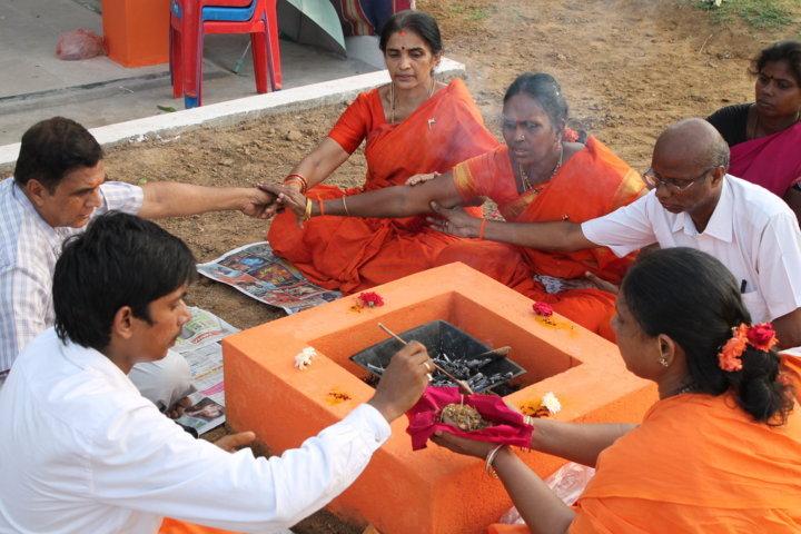 Silver Jubilee Santhi Homam 2014 (13) (FILEminimizer)