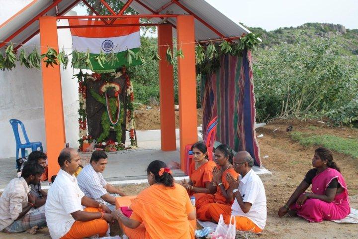 Silver Jubilee Santhi Homam 2014 (2) (FILEminimizer)