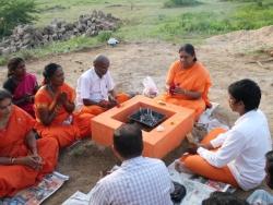 Silver Jubilee Santhi Homam 2014 (14) (FILEminimizer)