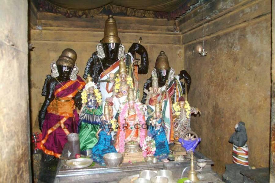 Erikatha Ramar Temple