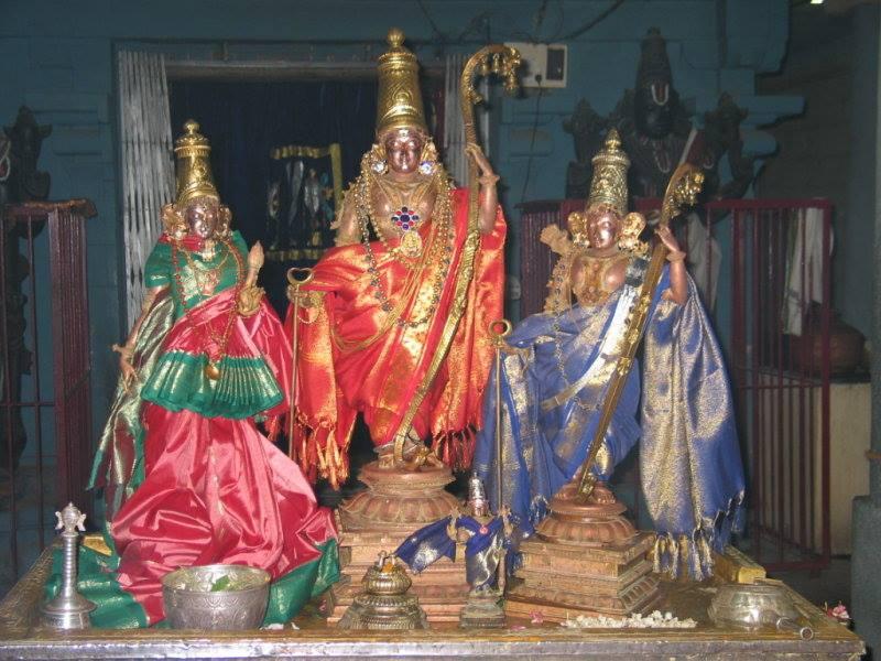 Erikatha Ramar Temple2